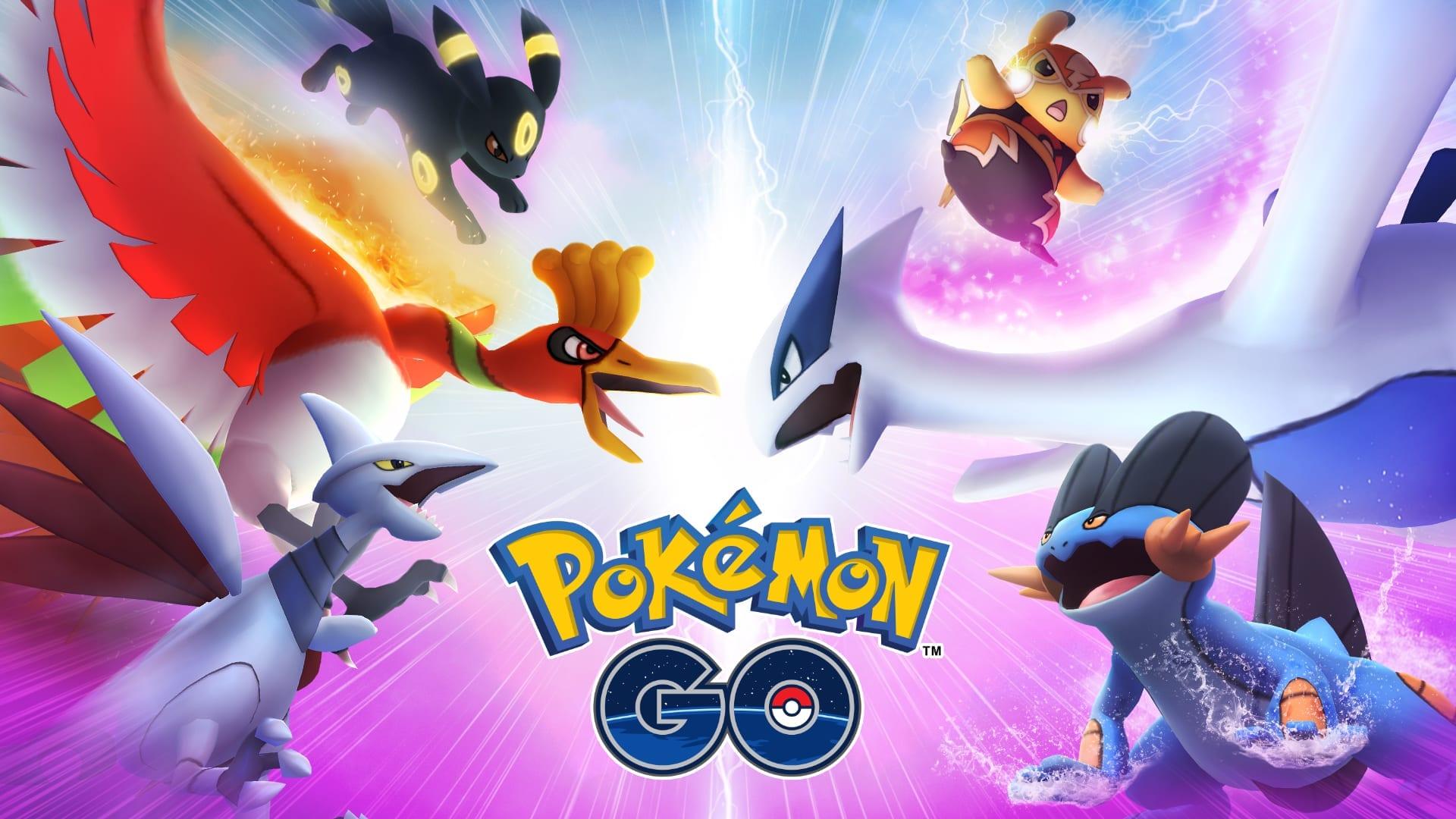 Pokemon Go Giveaway