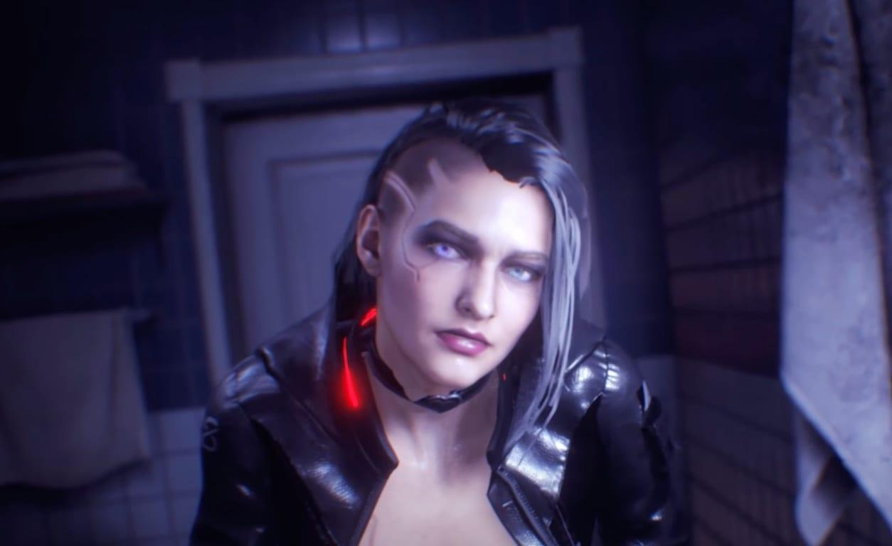 resident evil 3, cyberpunk 2077 mod