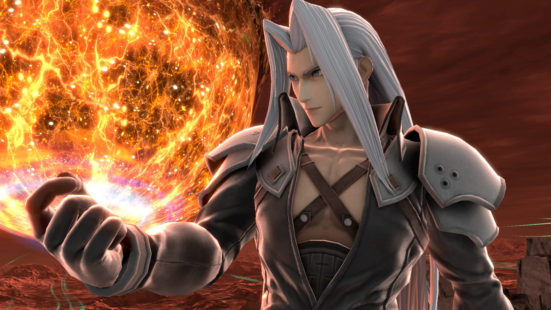 how to unlock sephiroth in super smash bros ultimate