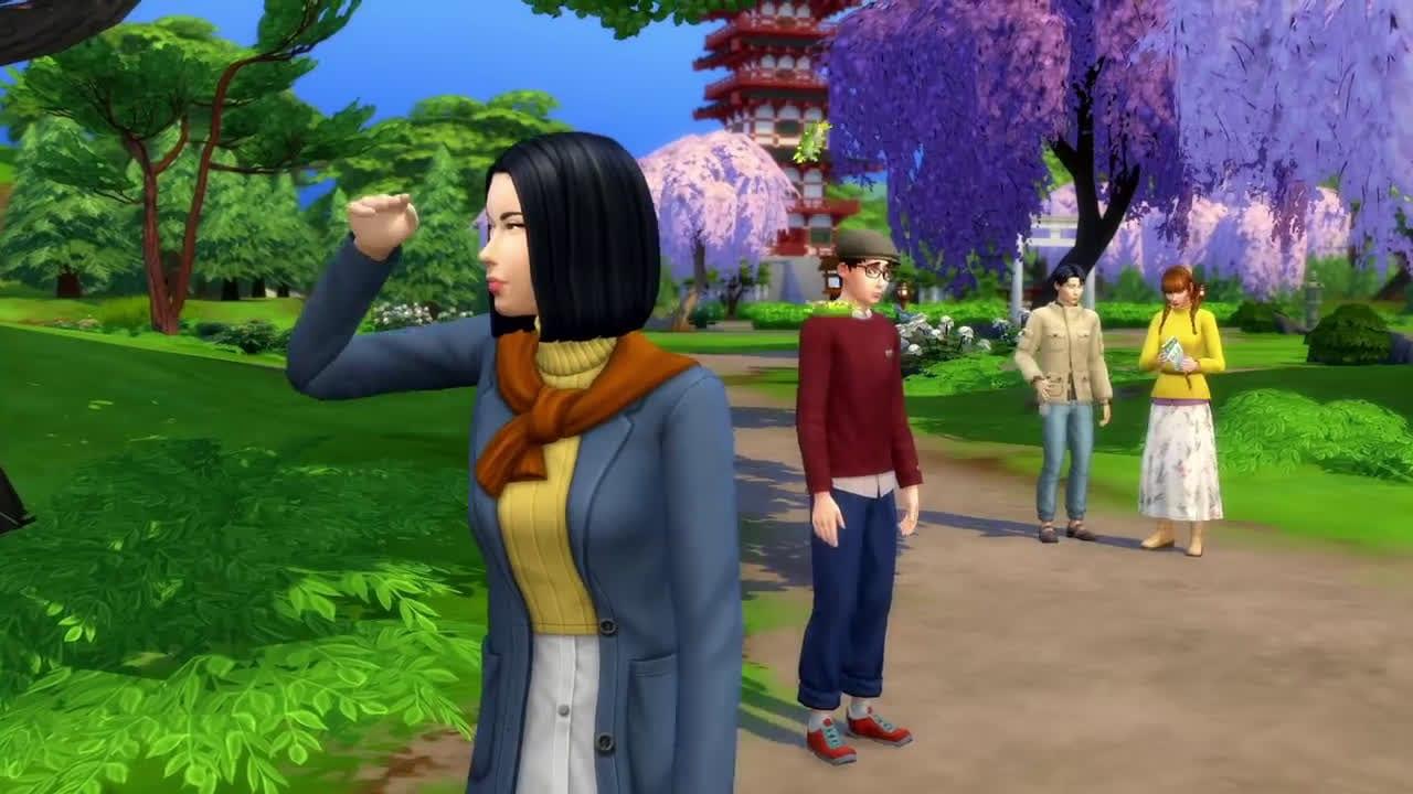 Sims 4 Snowy Escape Cheats