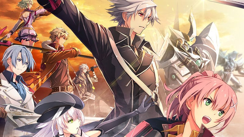 The Legend Of Heroes: Trails of Cold Steel IV Switch (Hero)