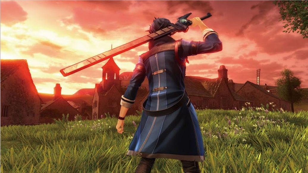 TheLegend of Heroes: Kuro no Kiseki