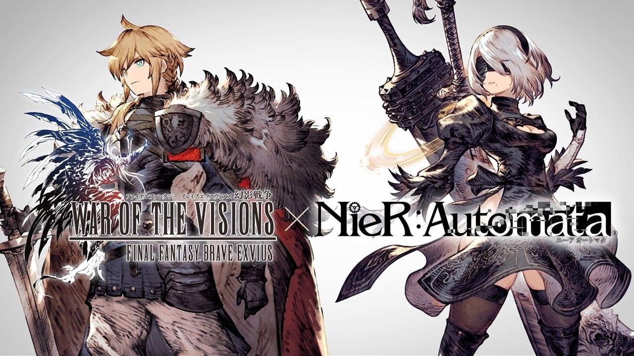 War of the Visions: Final Fantasy Brave Exvius NieR Automata