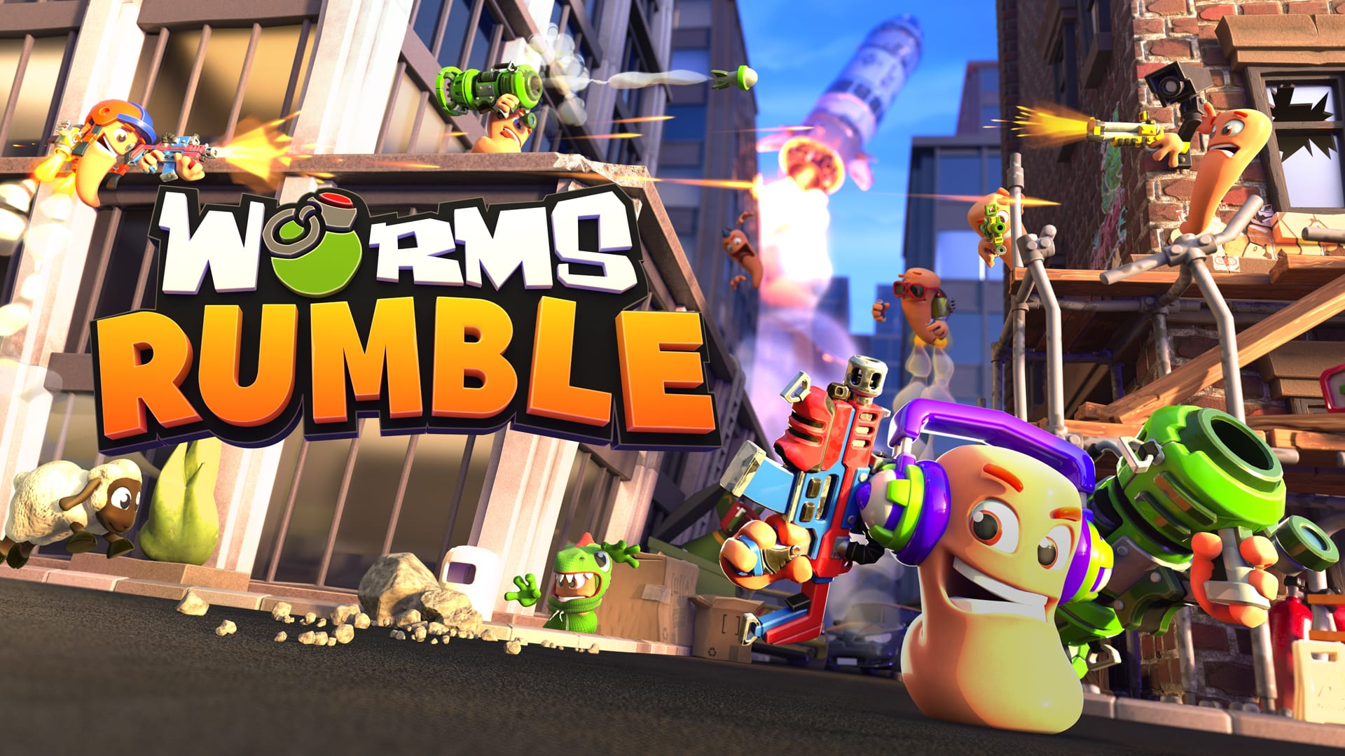 Worms Rumble How Many Modes There Are