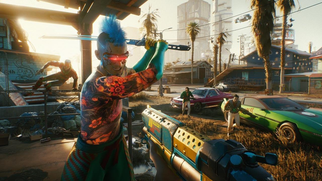 cyberpunk 2077, ammo