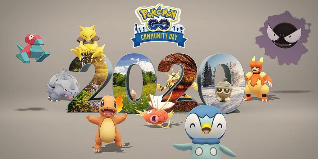pokemon go community day weekend