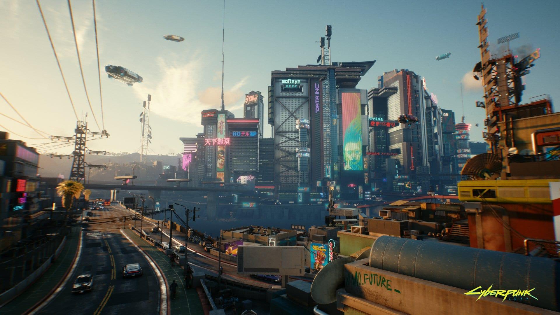 cyberpunk 2077 controls