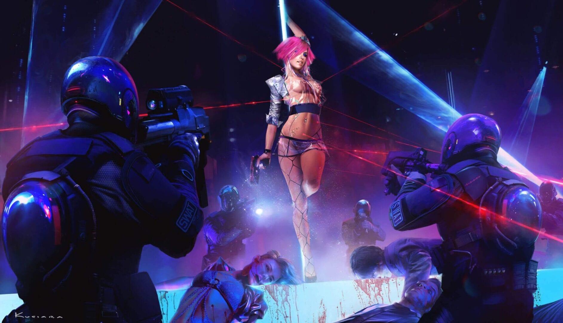 cyberpunk 2077 prostitutes
