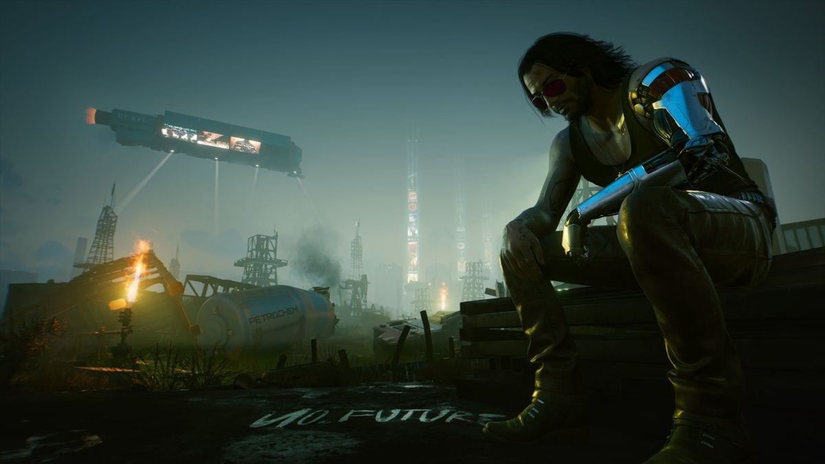 Cyberpunk 2077 Is not Running Well on Base PS4 and Xbox One