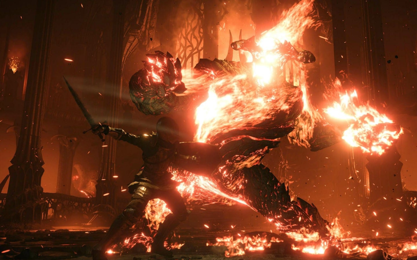 demons souls flamelurker