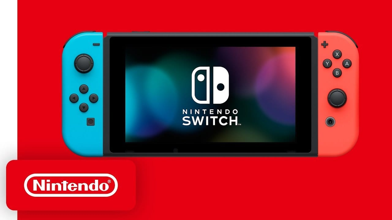 Nintendo Switch Nabs Top Selling Console Slot for November