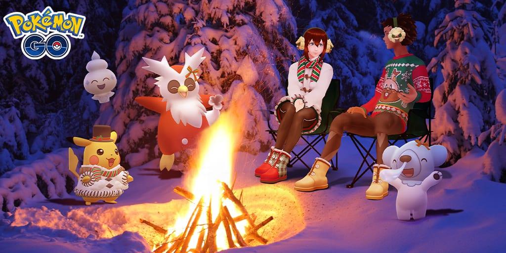 pokemon go holidays event