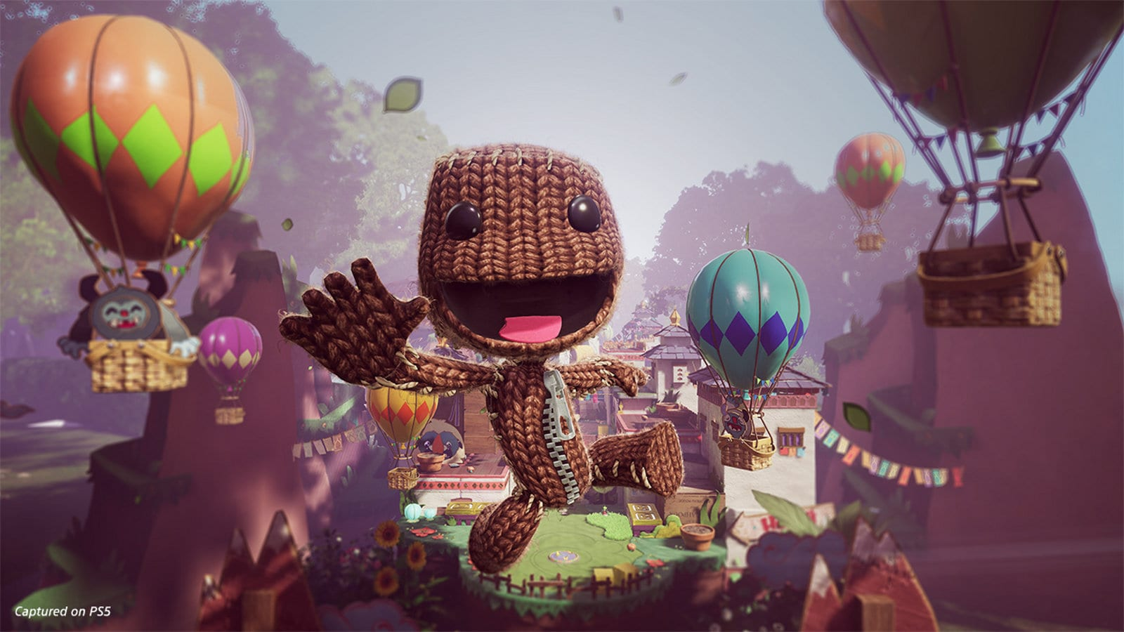 sackboy a big adventure, splitscreen multiplayer