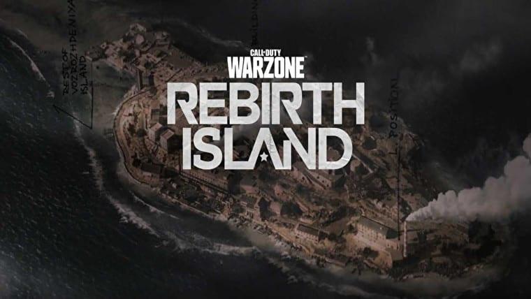 warzone rebirth island event challenges