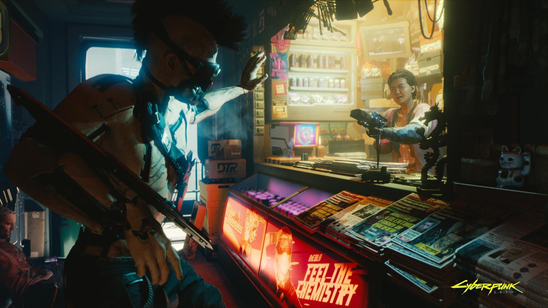 cyberpunk 2077 item money glitch