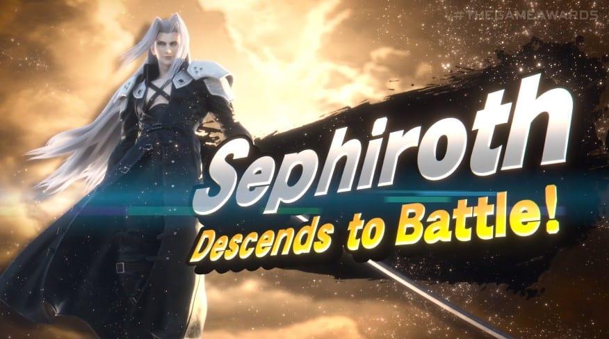 smash bros sephiroth