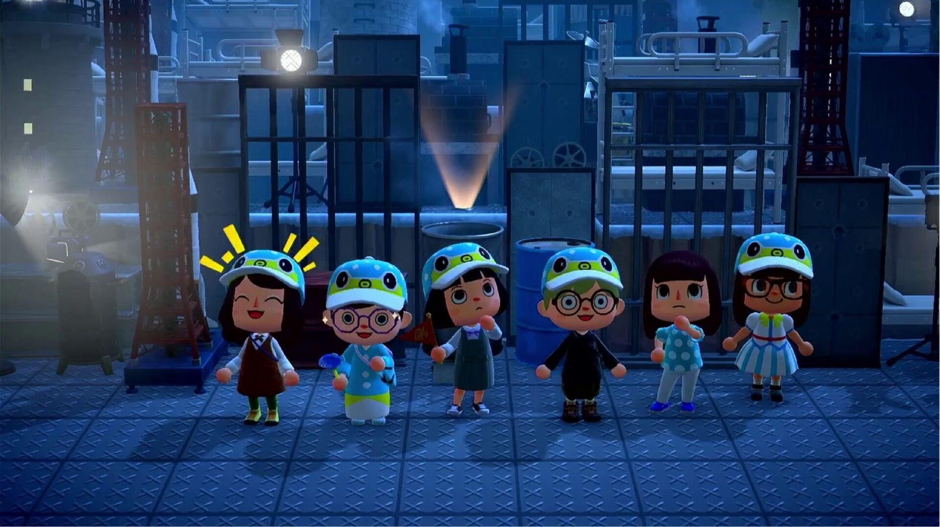 Animal Crossing Shunan