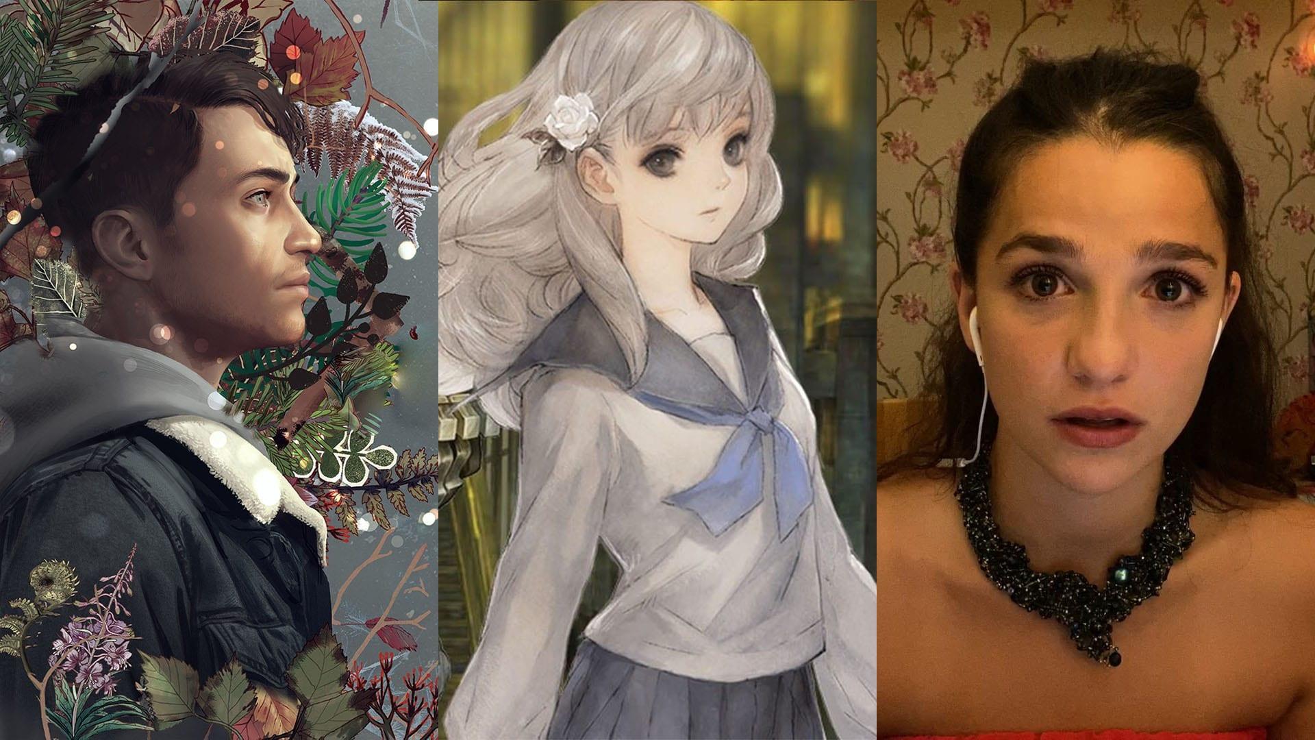Best Adventure Narrative & Visual Novel Games of 2020