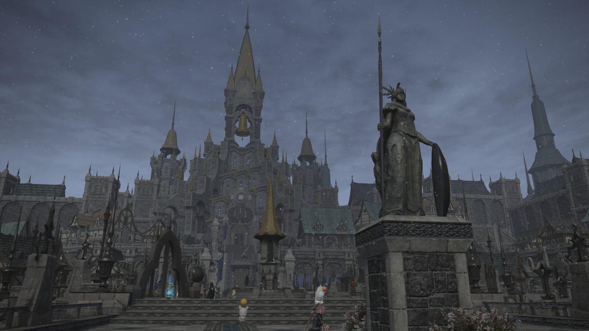 Final Fantasy XIV Ishgard