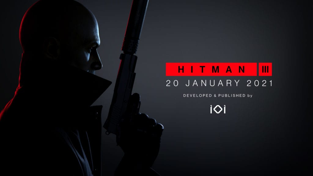 Hitman 3 Launch Details