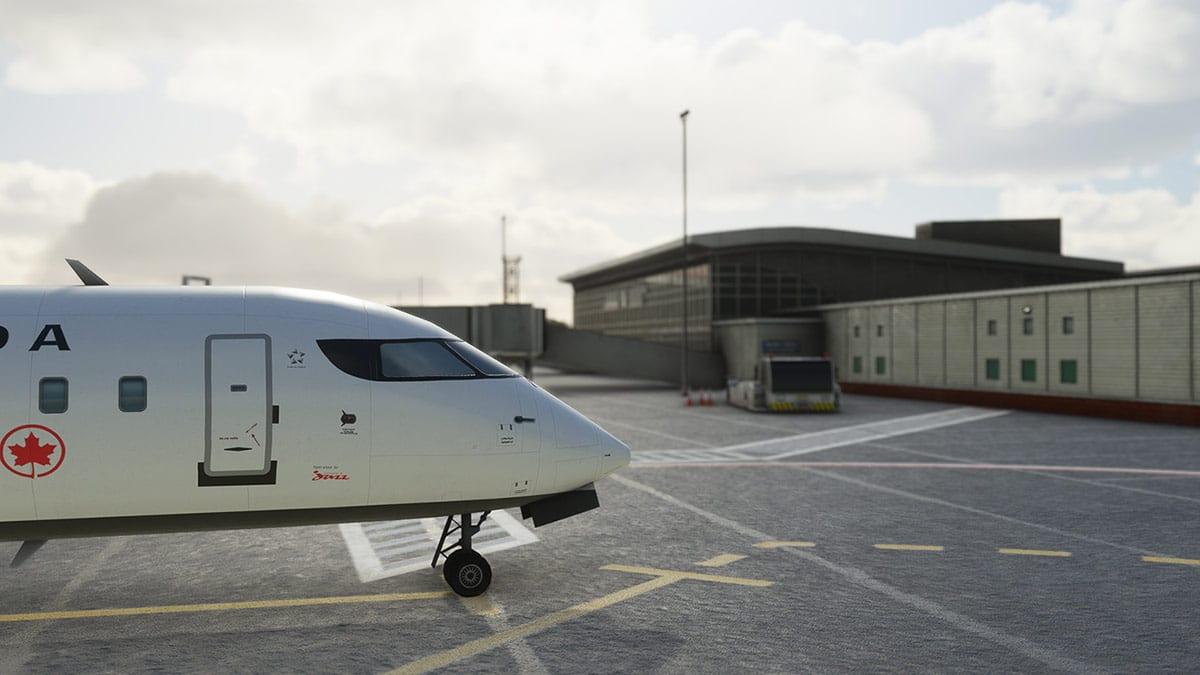 Microsoft Flight Simulator Greater Moncton