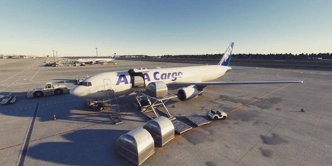 Microsoft Flight Simulator Tokyo Narita