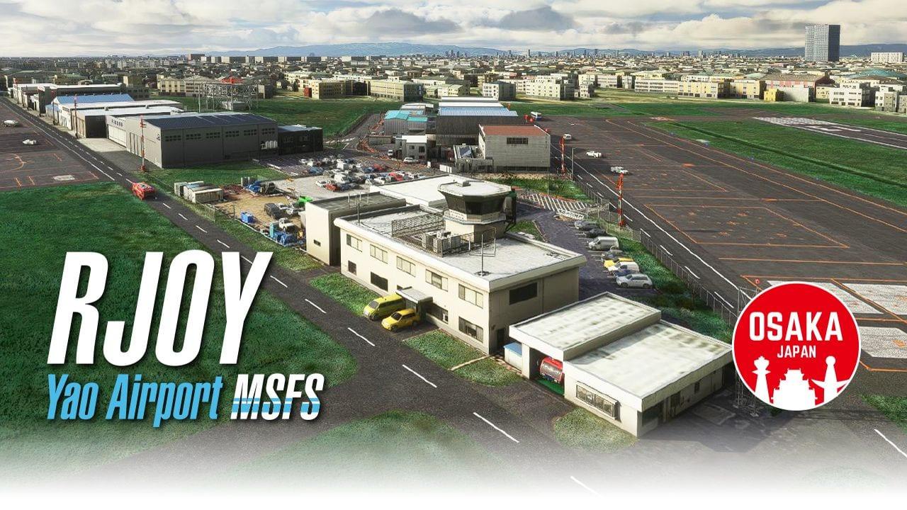 Microsoft Flight Simulator Yao Airport