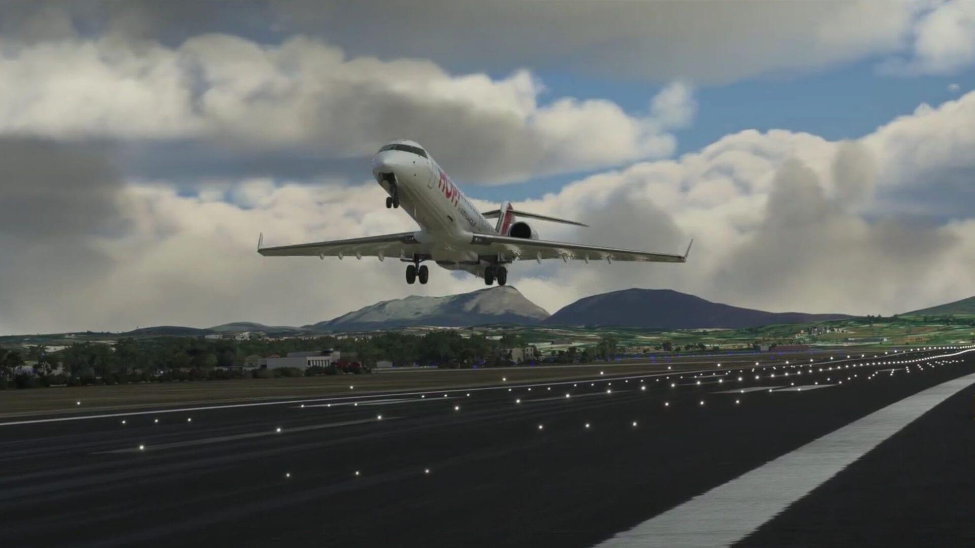 Microsoft Floght Simulator