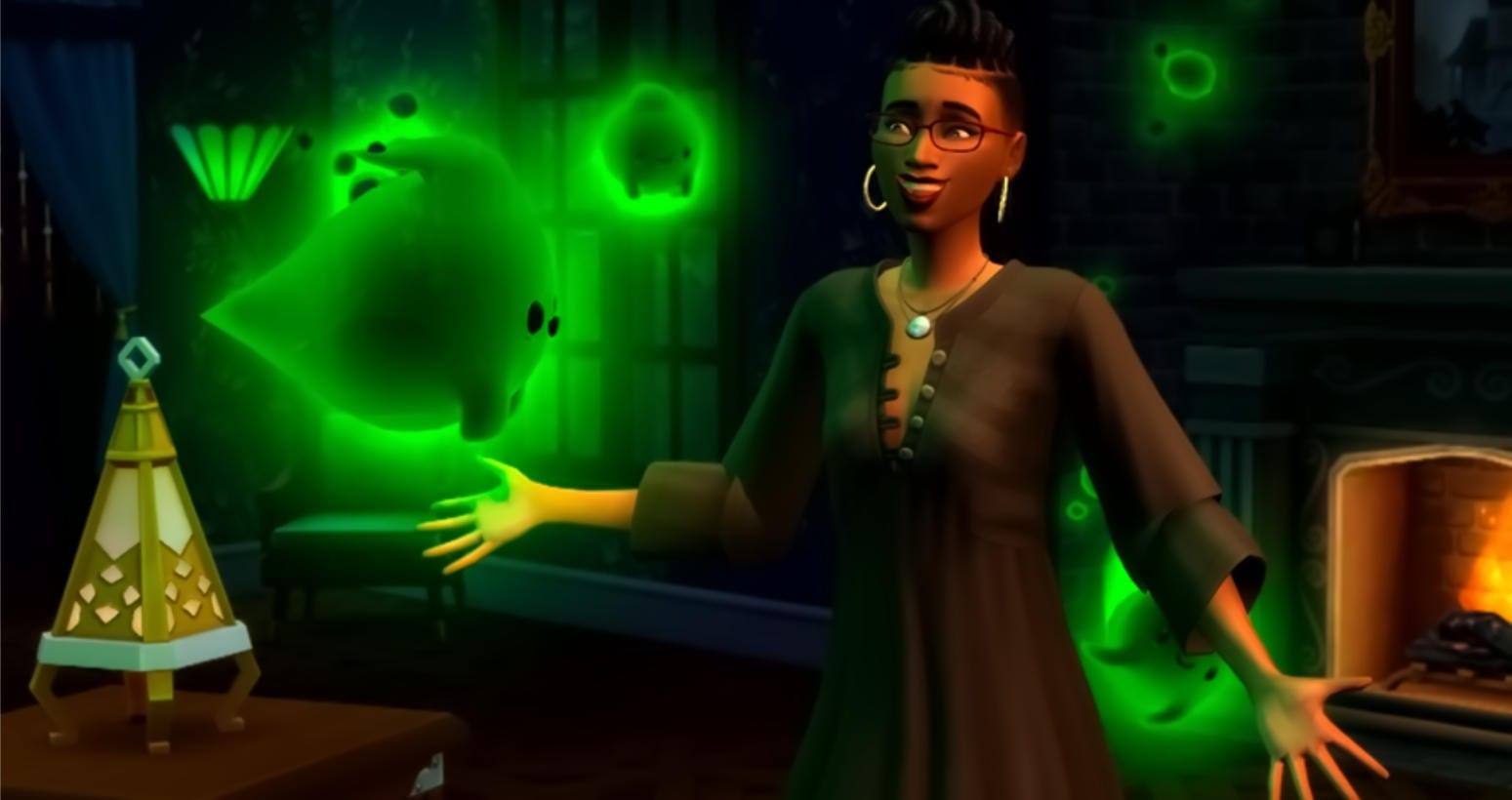 Sims 4 Paranormal Stuff Review