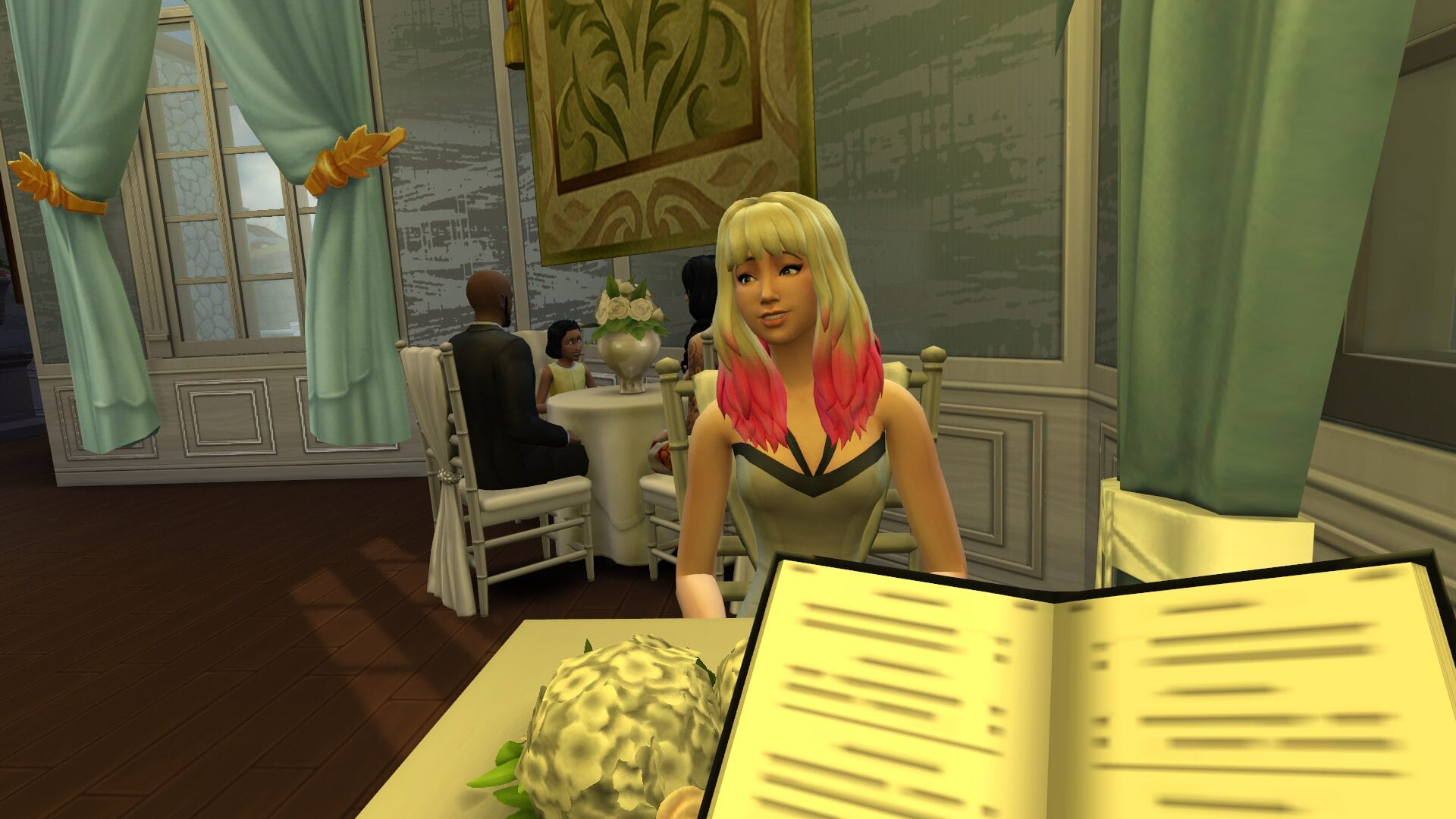 Sims 4 in First Person