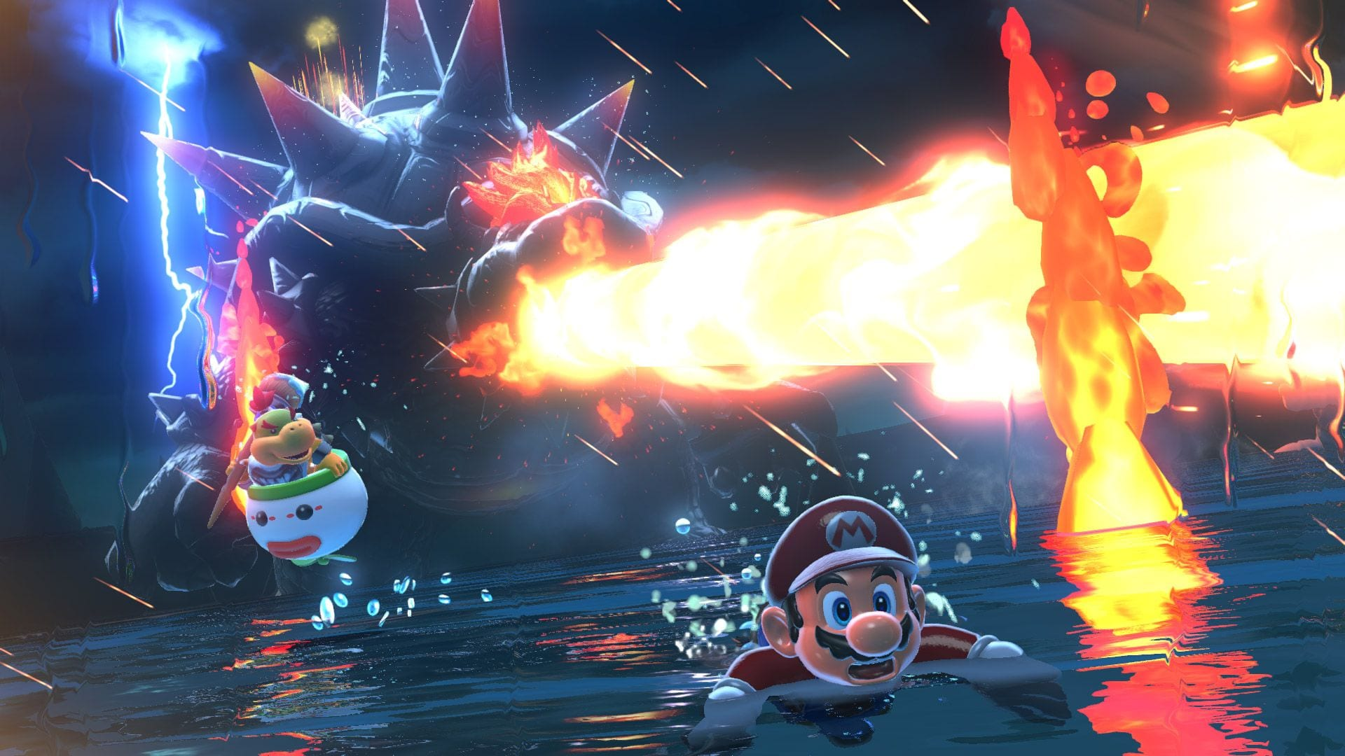 Super mario 3d world + bowser's fury install size