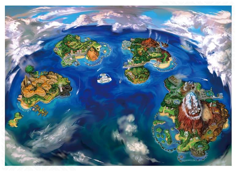 pokemon locations quiz