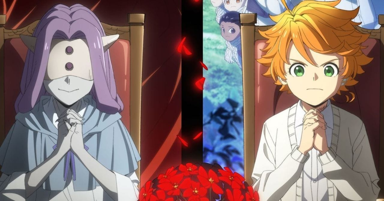 Where to Watch The Promised Neverland Season 2