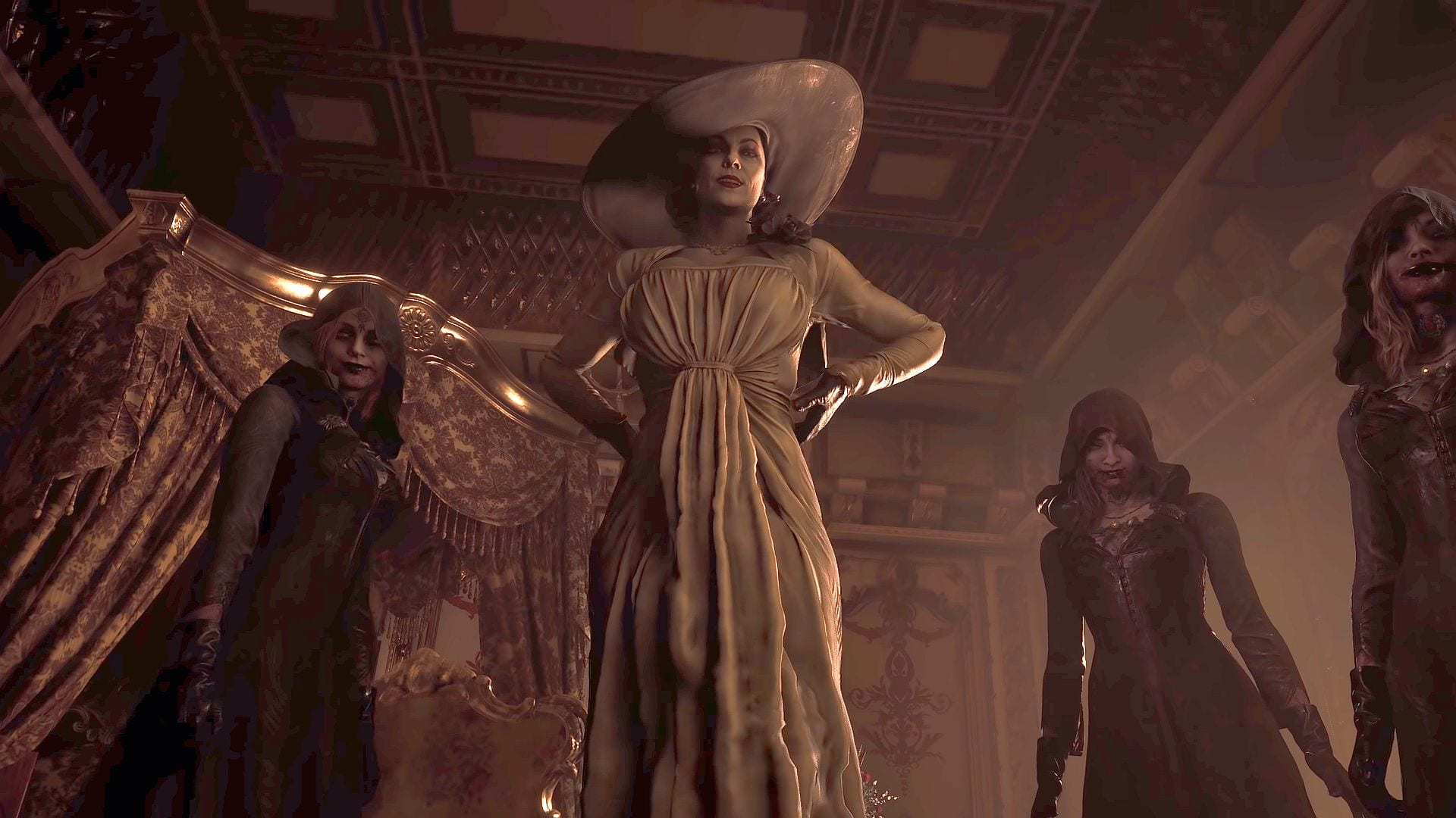 Resident Evil Village Gets New Trailer