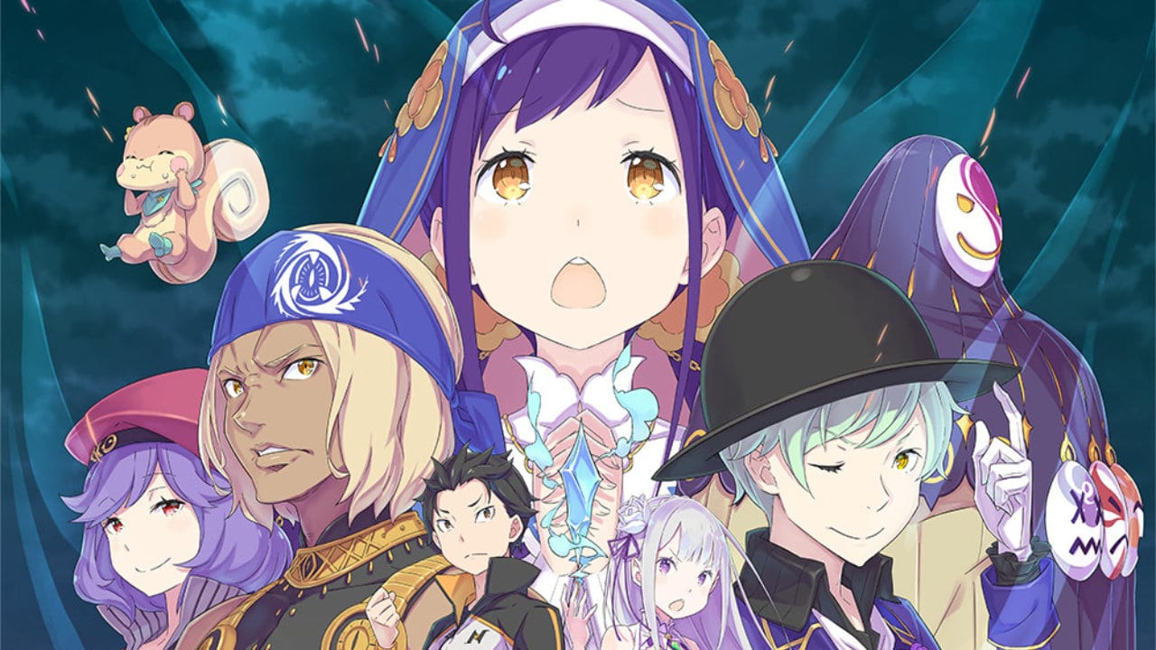 Re:Zero – Starting Life in Another World – The Prophecy of the Throne Review