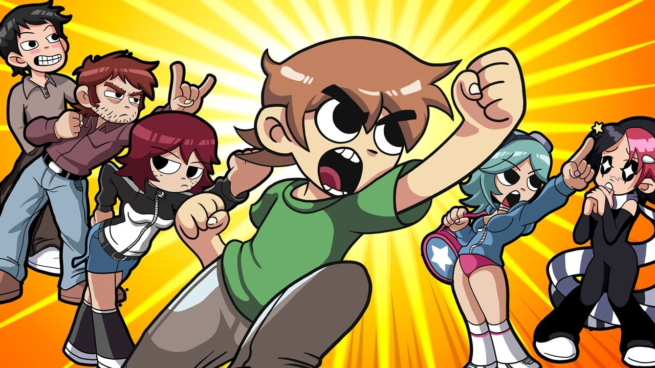 Scott Pilgrim The Game Complete Edition, How to Counter