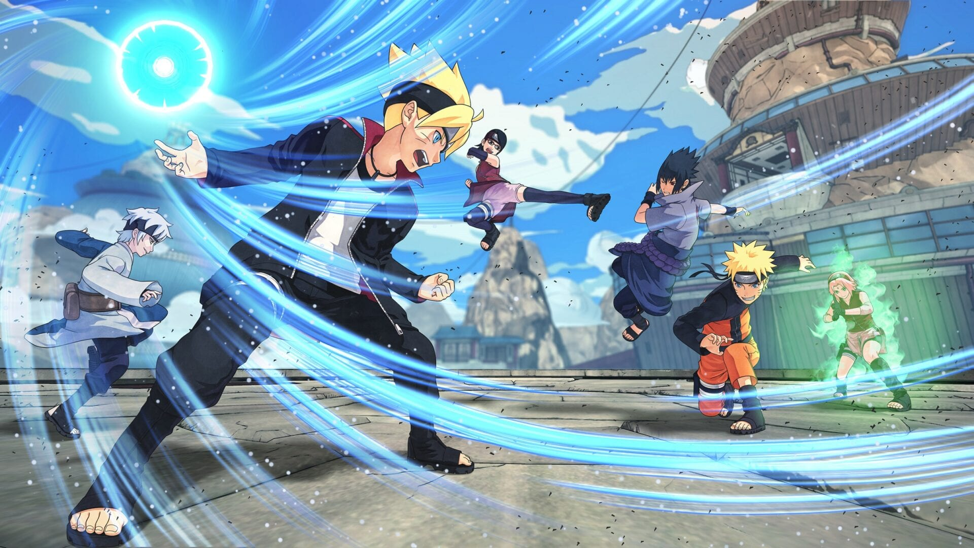 Naruto to Boruto Shinobi Striker, How to Get Chunin Rank