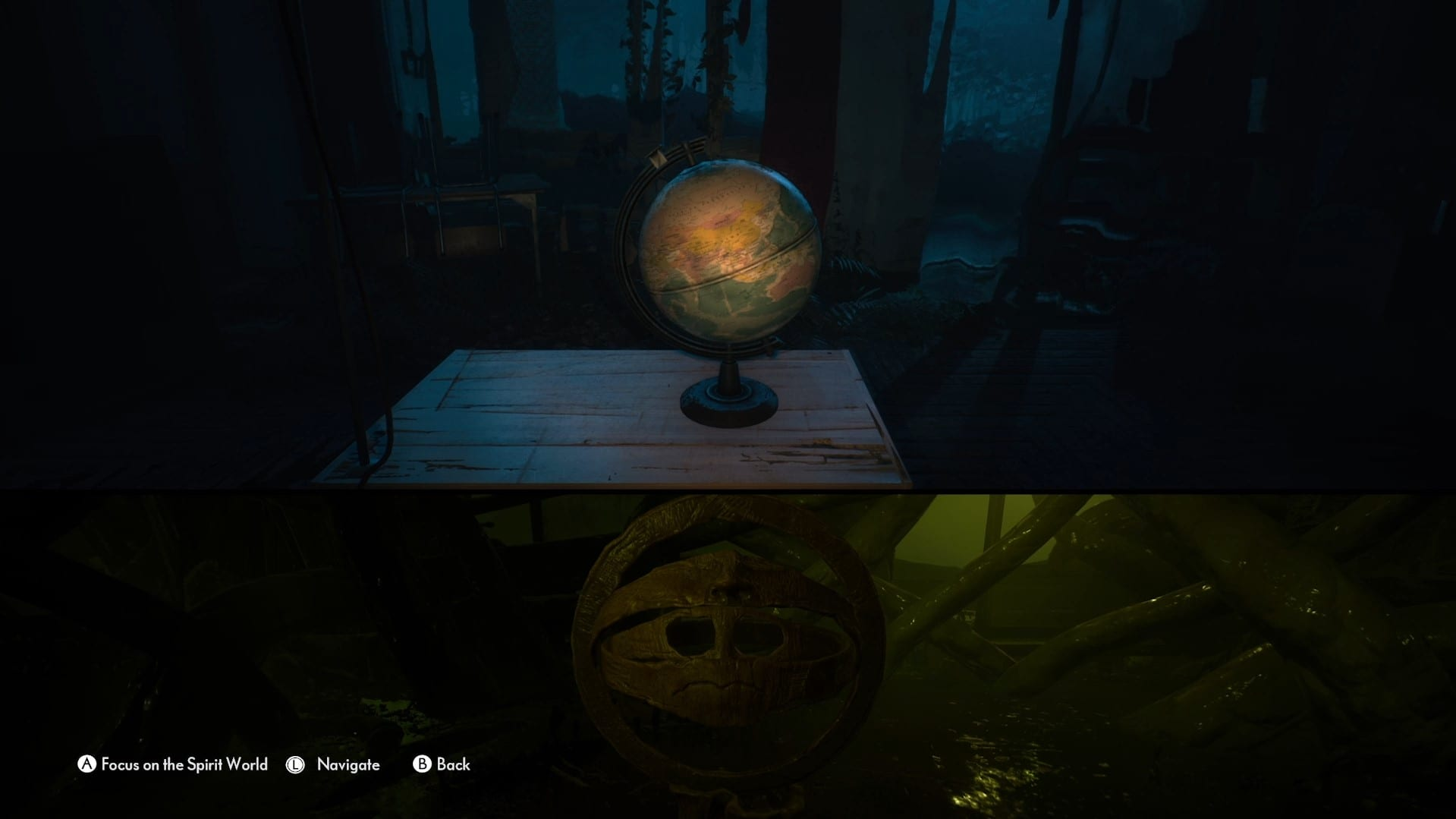 the medium globe puzzle guide