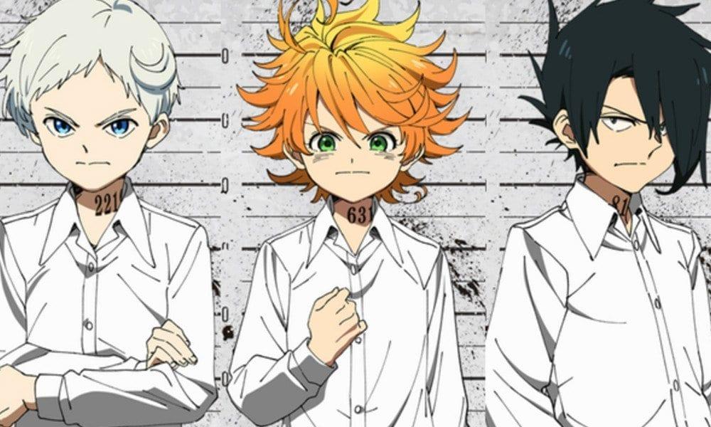 The Promised Neverland, Anime Like The Promised Neverland
