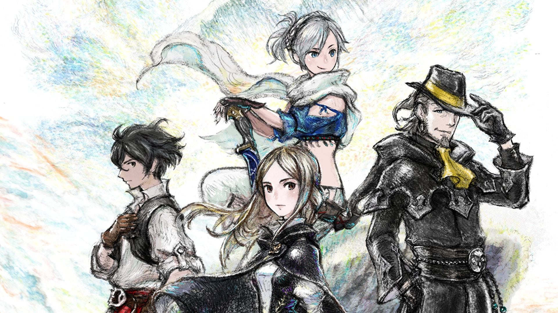 Bravely default 2 save game