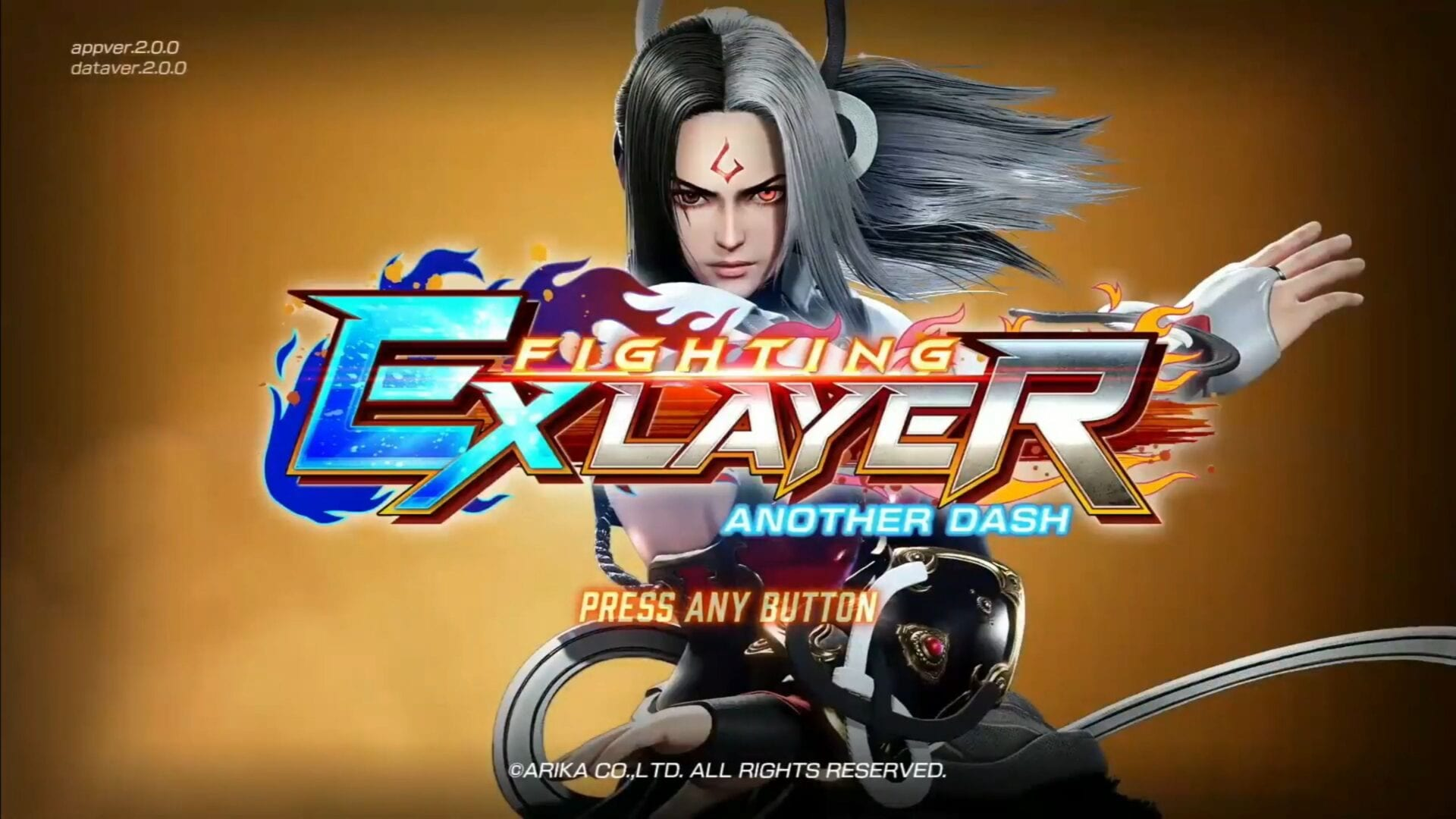 Fighting Ex Layer: Another Dash