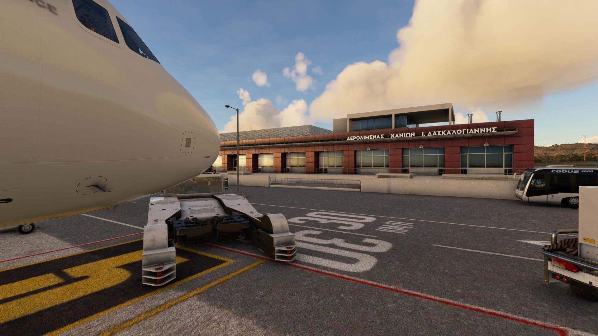 Microsoft Flight Simulator - Chania, Vancouver, and Cusco ...