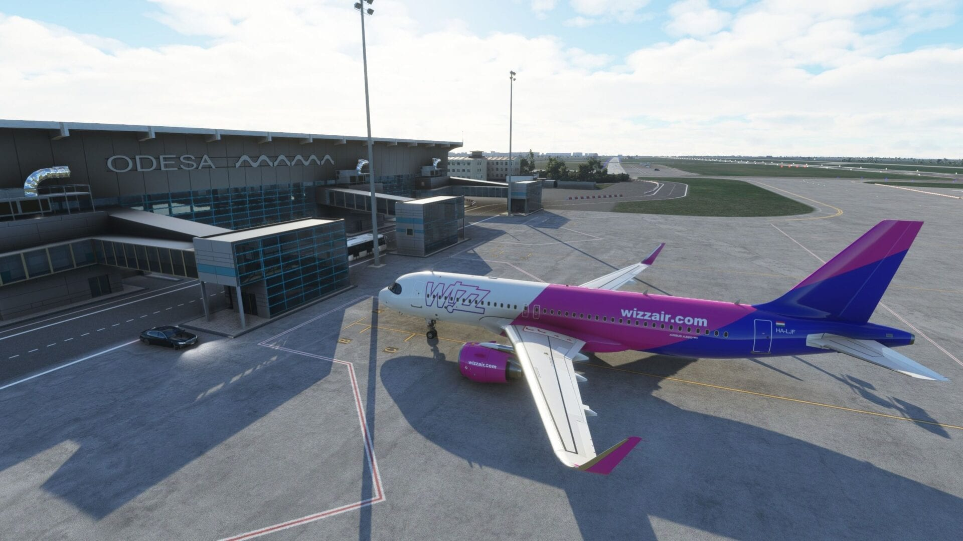 Microsoft Flight Simulator Odesa