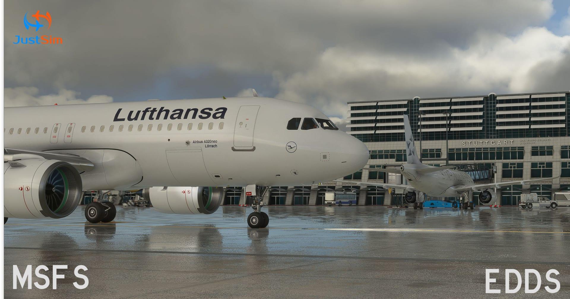 Microsoft Flight Simulator Stuttgart