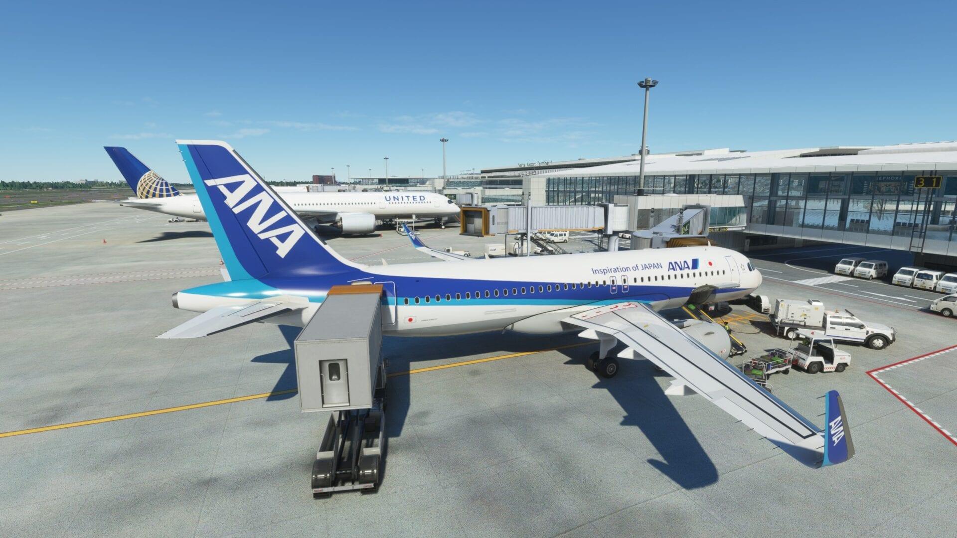 Microsoft Flight Simulator Tokyo Narita Review