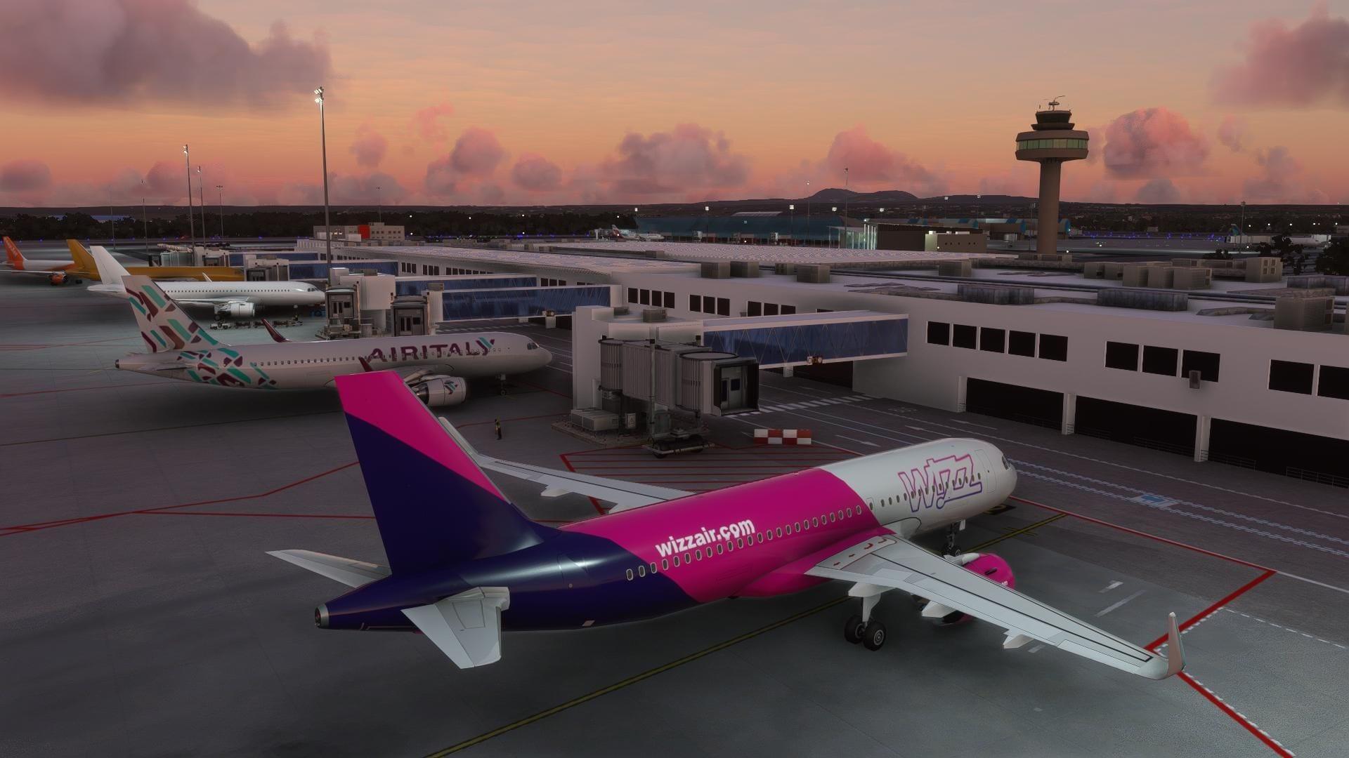 Microsoft Flight Simulator Palma De Mallorca, Berlin ...