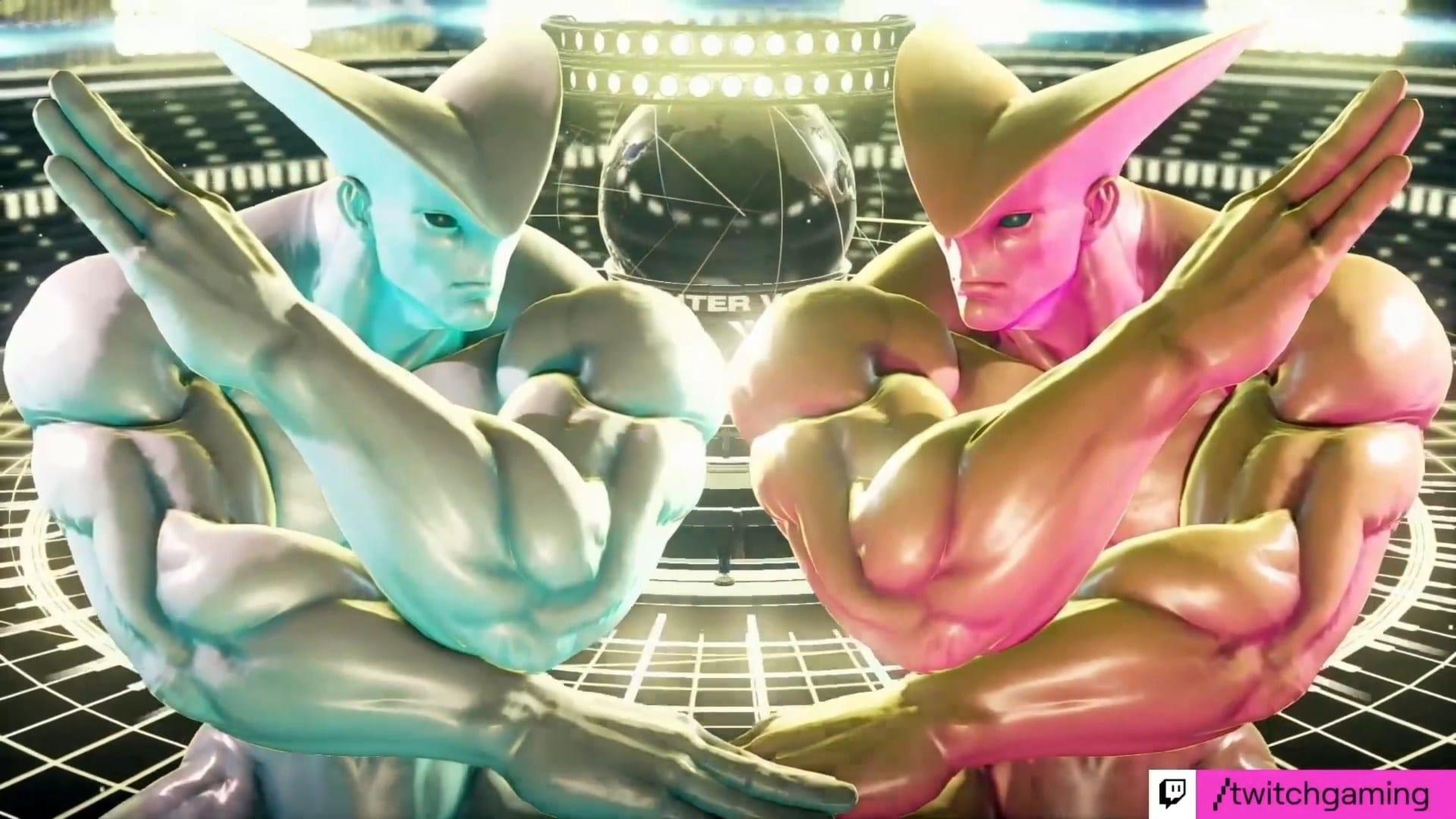 Street Fighter V Eleven