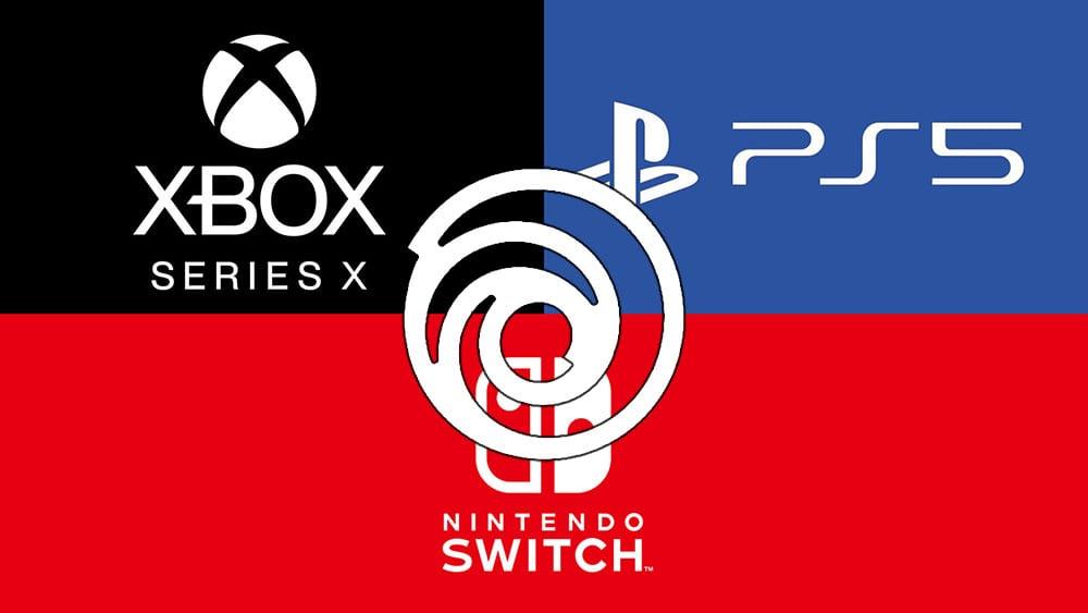Xbox Series X, PS5, Switch, Ubisoft