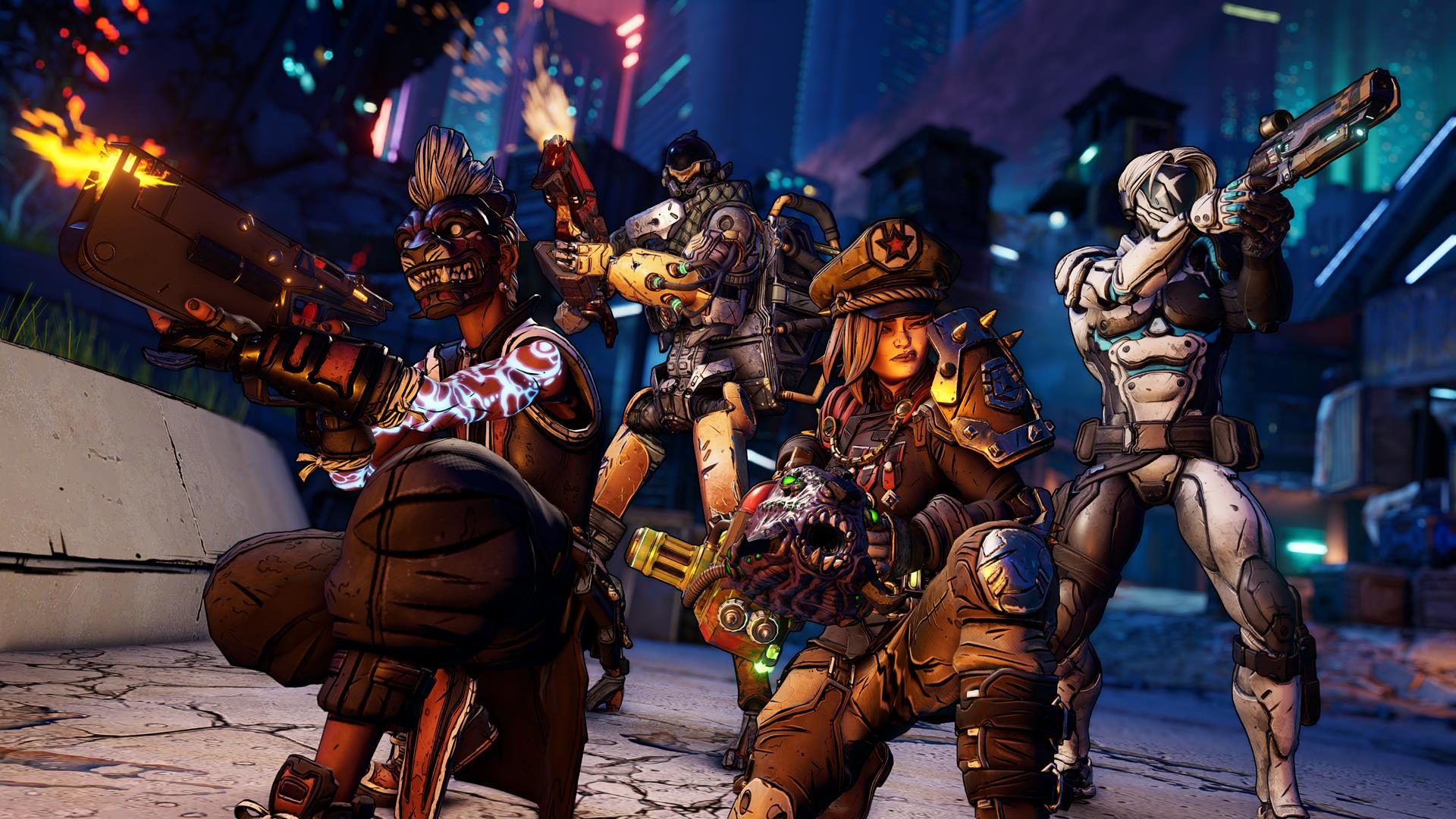 Borderlands 3 Director's Cut Gets Release Date, New Features Detailed