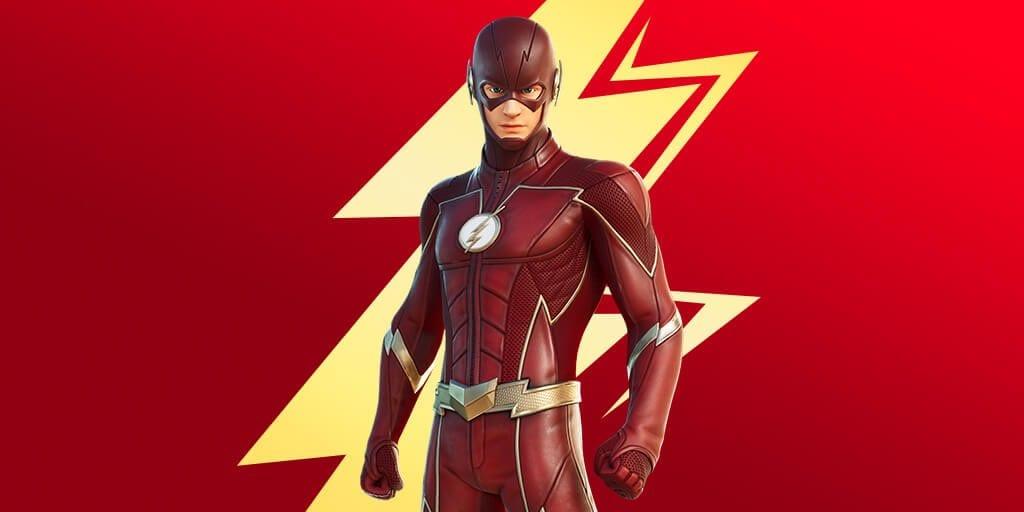 fortnite the flash